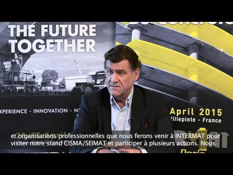 Ils préparent INTERMAT Paris 2015 - Seimat