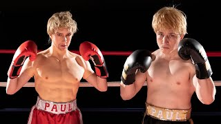 Jake Paul vs Logan Paul (When Brothers Fight)