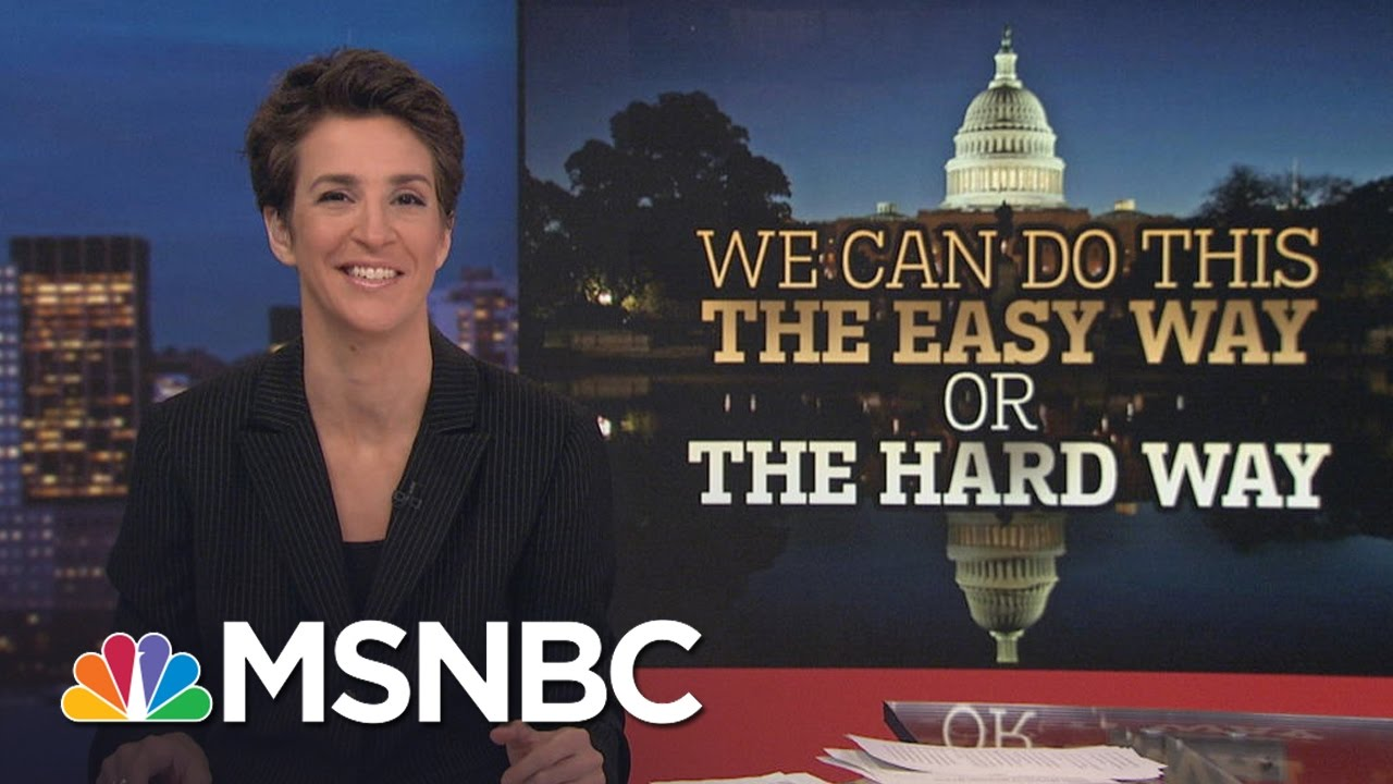 Donald Trump Skimps On Crucial Vetting Of Nominees Ahead Of Hearings | Rachel Maddow | MSNBC thumbnail