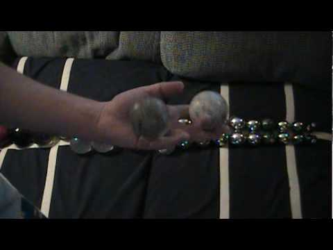 Video Choosing your Baoding / Chinese therapy balls