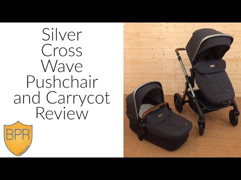 Silver Cross Wave Pushchair & Carrycot Review | BuggyPramReviews