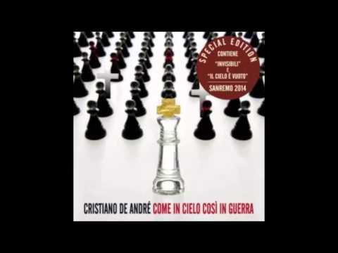 Significato della canzone Il cielo è vuoto di Cristiano De Andrè