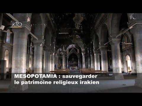 Mesopotamia : sauvegarder le patrimoine religieux irakien