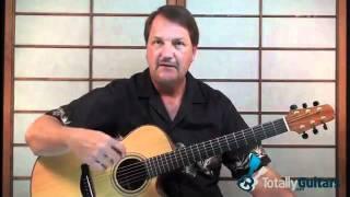Elephant Guitar Lesson Preview - Damien Rice