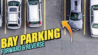 Bay Parking UK - Forward & Reverse Driving Lesson