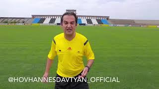 Hovhannes Davtyan - football