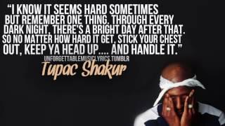 Tupac - Let Them Thangs Go