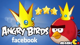 Angry Birds Friends - New Facebook Friends Tournament Challenge All Levels