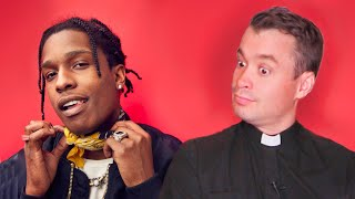 British Priest Reacts to A$AP ROCKY...