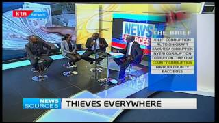 News Sources: Several County officials involved on corruption is it becoming a norm? 17/11/16 Part 2
