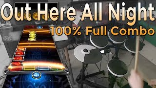 Damone - Out Here All Night 100% FC (Expert Pro Drums RB4)