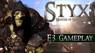 Minisatura de vídeo nº 1 de  Styx: Master of Shadows