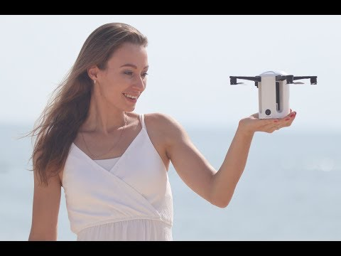 LeveTop: An Affordable &Portable Dual Camera Drone-GadgetAny