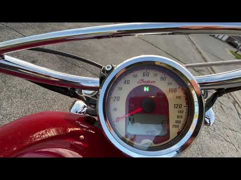 2020 Indian Scout® 100th Anniversary in Muskego, Wisconsin - Video 2