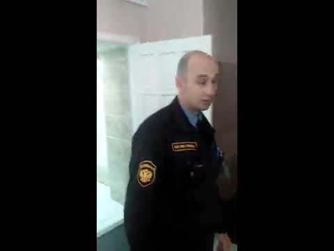 РЖД.  Беспредел охранников