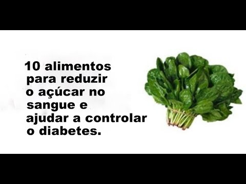 Diabetes e açúcar no sangue elevados