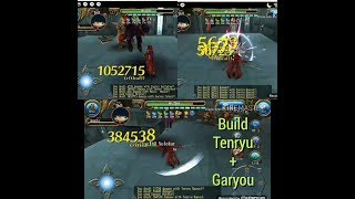 Build Test Katana Tenryu DPS - Toram Online - Gung Hidayat