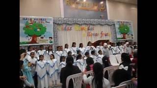 Escuela Dominical Coro de La Iglesia Central Villa el Salvador mmm