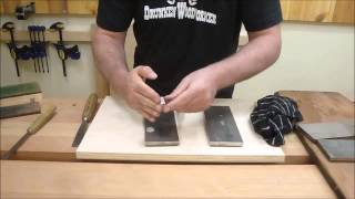 Sharpening Carving Chisels The Basics