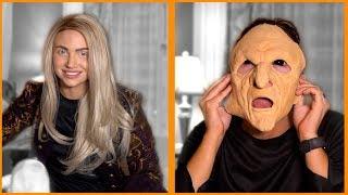 HAUNTED VILLAGE : I Did My Halloween Makeup In Sleepy Hollow