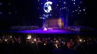 """Opera """"Peshkatarët e Perlave"""" 2017 , nata e dytë ,momente nga akti i dytë"""