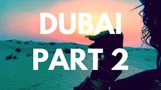 LET'S CELEBRATE MY BIRTHDAY || PART 2 DUBAI VLOG!!!!