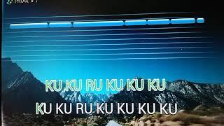 Cu Cu Ru Konkani Karaoke
