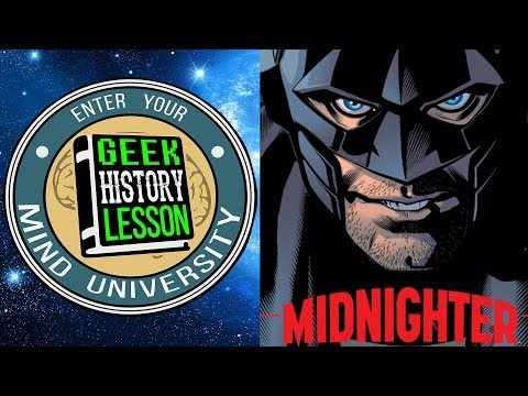 Midnighter: the Complete Wildstorm Series (Book Club) - Geek History Lesson