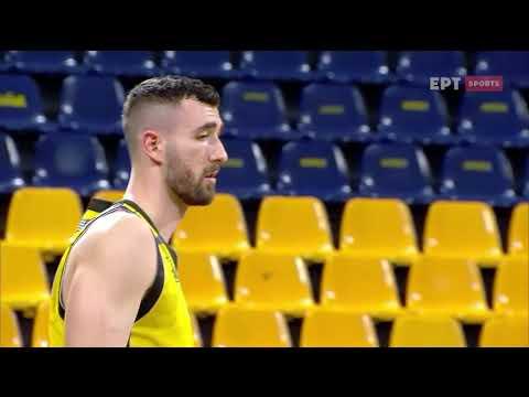 Basket League 2020 2021|  Άρης vs Μεσολόγγι | 23/01/2021 | ΕΡΤ
