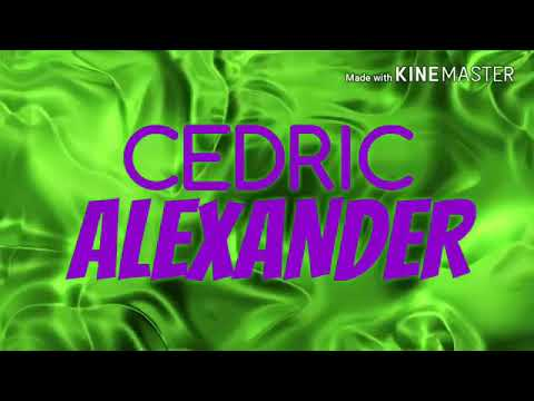 cedric alexander..viral theme song.. with his story....
