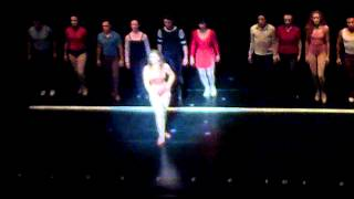 At The Ballet - A Chorus Line Mexico - Closing Night