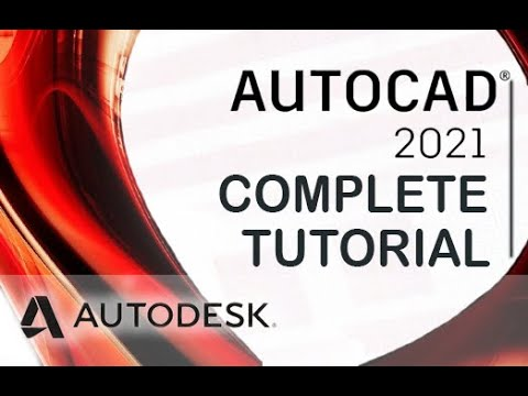 AutoCAD 2021 - Tutorial for Beginners in 11 MINUTES! [ COMPLETE]
