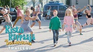 Risto Räppääjä ja Pullistelija traileri