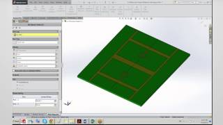Webinar : Modeling differential pairs in HFWorks/Solidworks