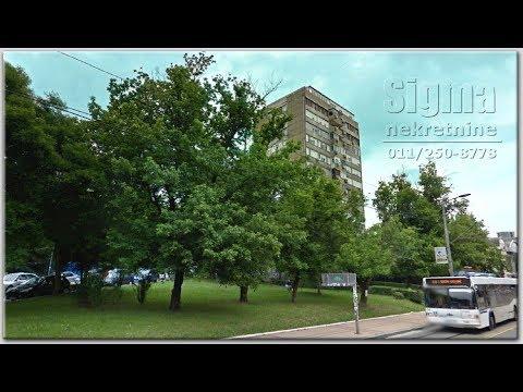 Stan U Parku cukarica Banovo Brdo 59m2 68000e