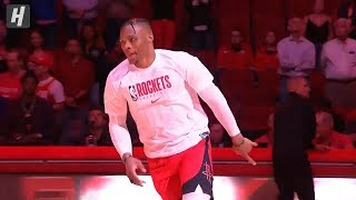 Russell Westbrook First Introduction! Bucks vs Rockets | October 24, 2019 | 2019-20 NBA Season