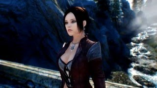 Skyrim Custom Race: Demonica Lilith (Test 2)