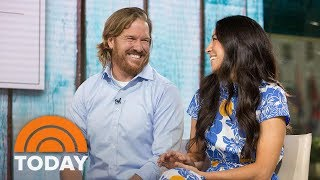 Chip And Joanna Gaines Reveal The Cover Of Chip's New Book Live | TODAY