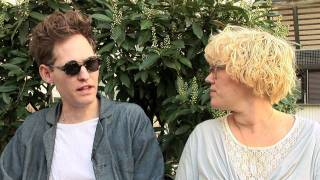 Architecture In Helsinki interview - Cameron Bird and Kellie Sutherland (part 1)