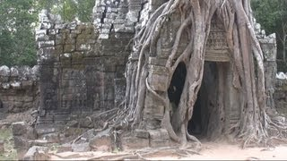 preview picture of video 'Ta Som, Siem Reap, Cambodia / Kambodża'