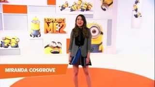 Миранда Косгров, Despicable Me Minion Mayhem is coming to Universal Studios Hollywood