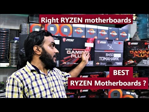 Which RYZEN motherboard Should you BUY ?
