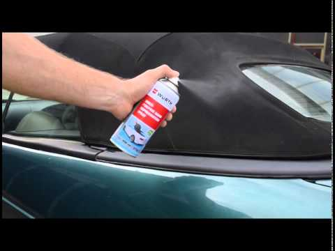 Wurth Nano Impregnation Spray