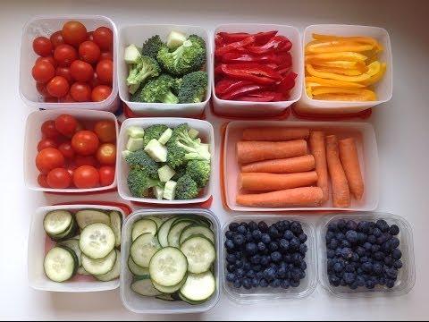 Il menù di una dieta durante una settimana per risposte di perdita di peso