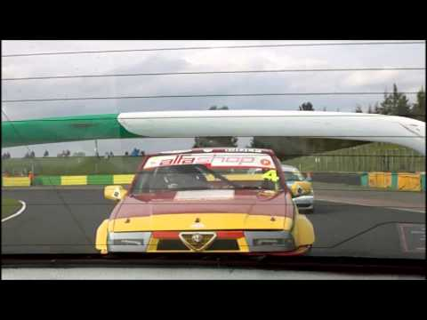 Croft 2015 – Race 2 – Dave Messenger – Rear View