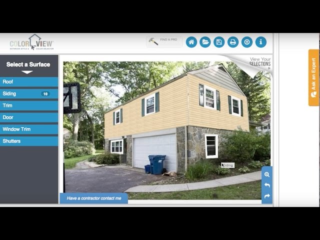 Using CertainTeed Tools for Your Home Design