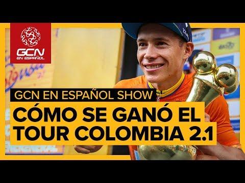 Como logro Miguel Ángel Lopez ganar el Tour Colombia 2.1 | GCN en Espanol Show 31