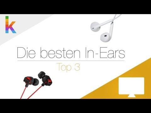 Die besten In-Ear Kopfhörer für kleines Geld!
