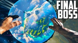 FINAL END GAME BOSS IN ARK!   ASCENSION CAVE UPDATE!   FULL GAME RELEASE   ARK: SURVIVAL EVOLVED