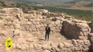 Archeologists Claim to Find King David's City  1037 BC - 967 BC